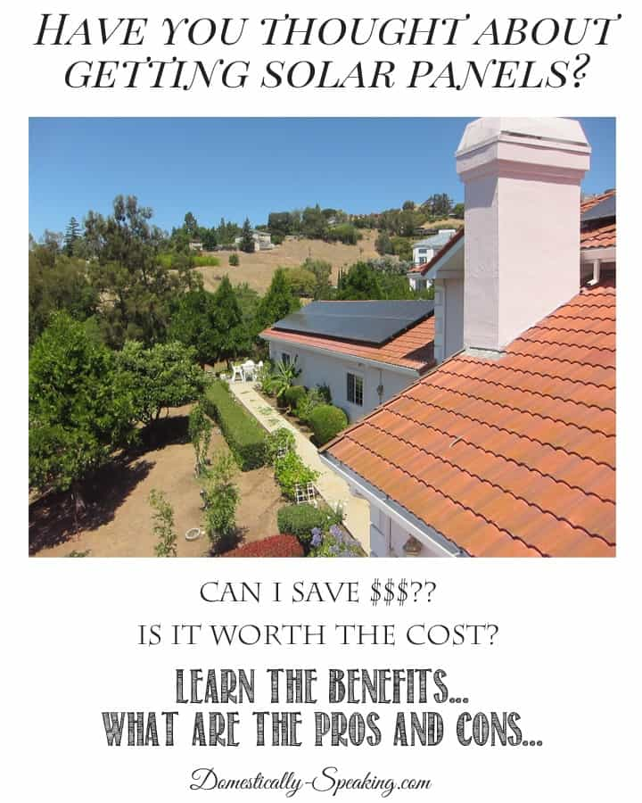 What are the Pros and Cons of Solar Panels? #solar #ad