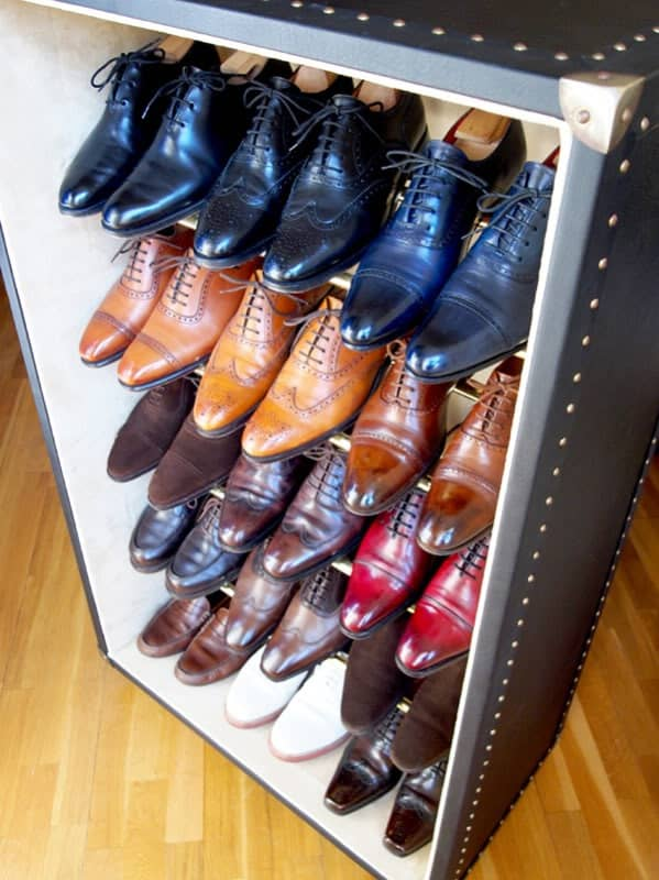 12 Shoe Organization Ideas Domestically Speaking