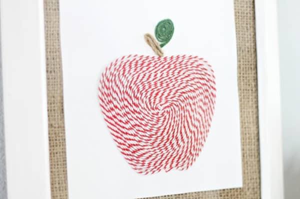 bakers twine apple 5