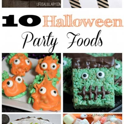 10 Halloween Party Foods