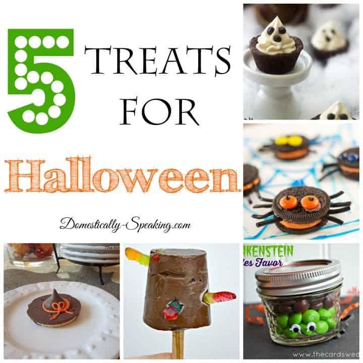 5 Halloween Treats