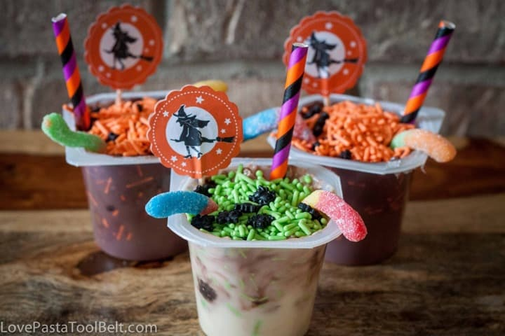 Halloween-Pudding-cups-from Love Pasta Tool Belt
