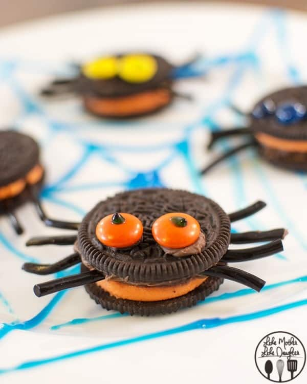 Oreo Spider Cookie from Lolly Jane
