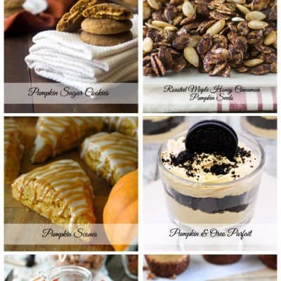 6 Pumpkin Treats for Autumn