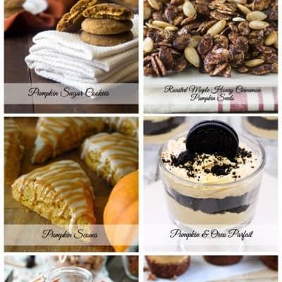 6 Pumpkin Treats for Autumn