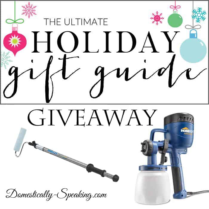 DIYer Gift Guide Giveaway