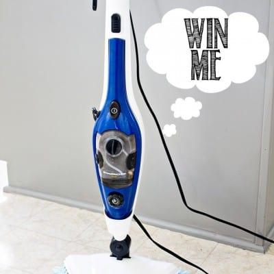 HomeRight SteamMachine Plus Giveaway