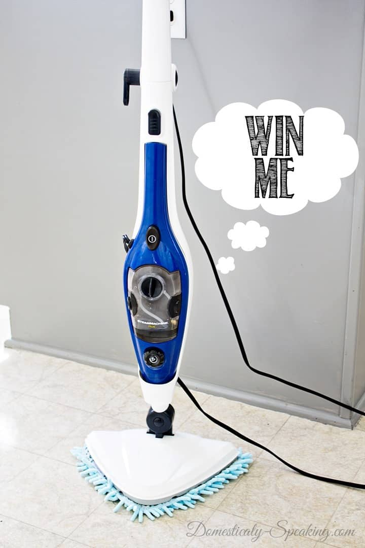 HomeRight Steam Mop Plus Giveaway