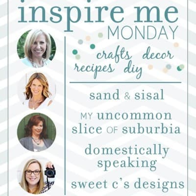 Inspire Me Monday #34