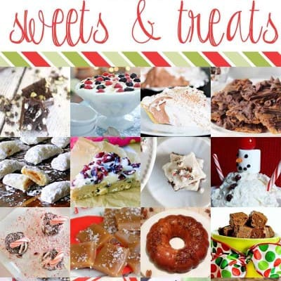 Sweets and Treats Linky Party