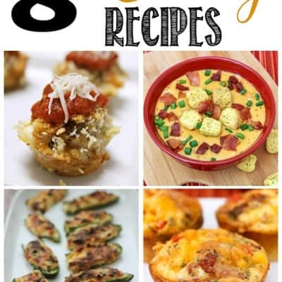 8 Cheesy Recipes… Friday Features