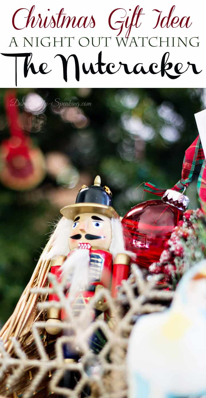 Christmas Gift Idea A Night Out Watching the Nutcracker #ad