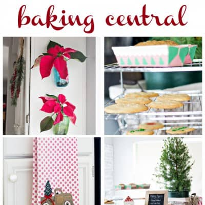 Christmas Kitchen Baking Central