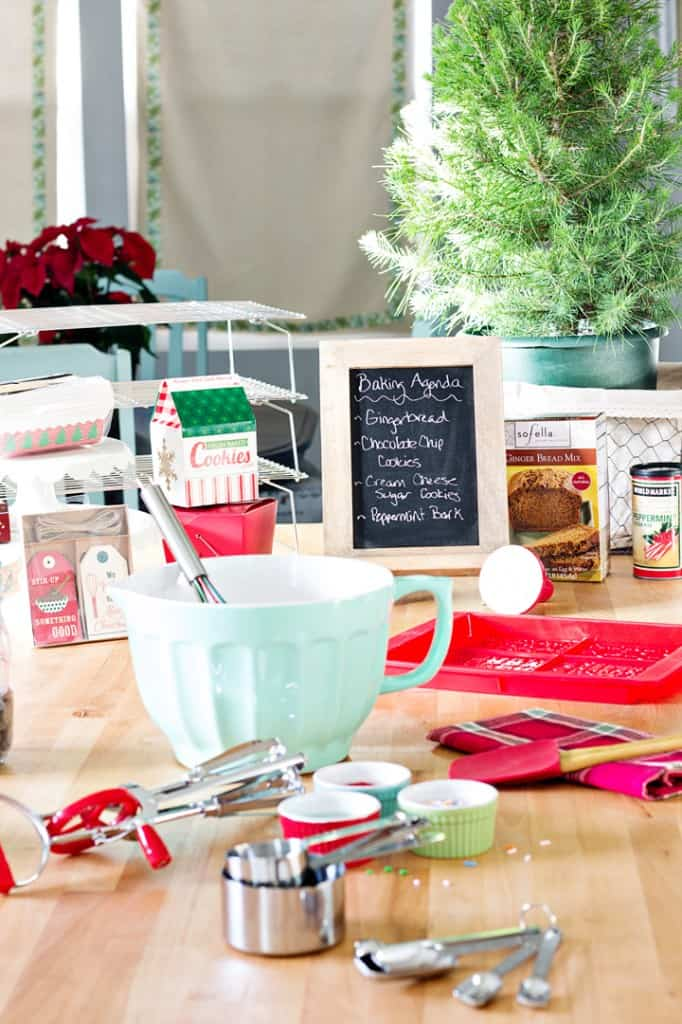 Christmas Kitchen with World Market 1