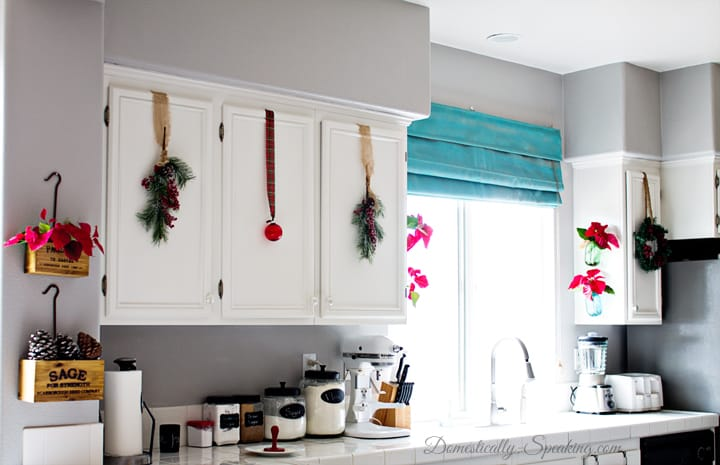 Christmas Kitchen with World Market 2