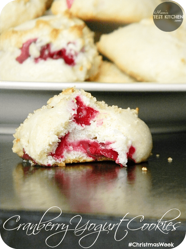 Cranberry-Yogurt-Cookies from Moms Test Kitchen