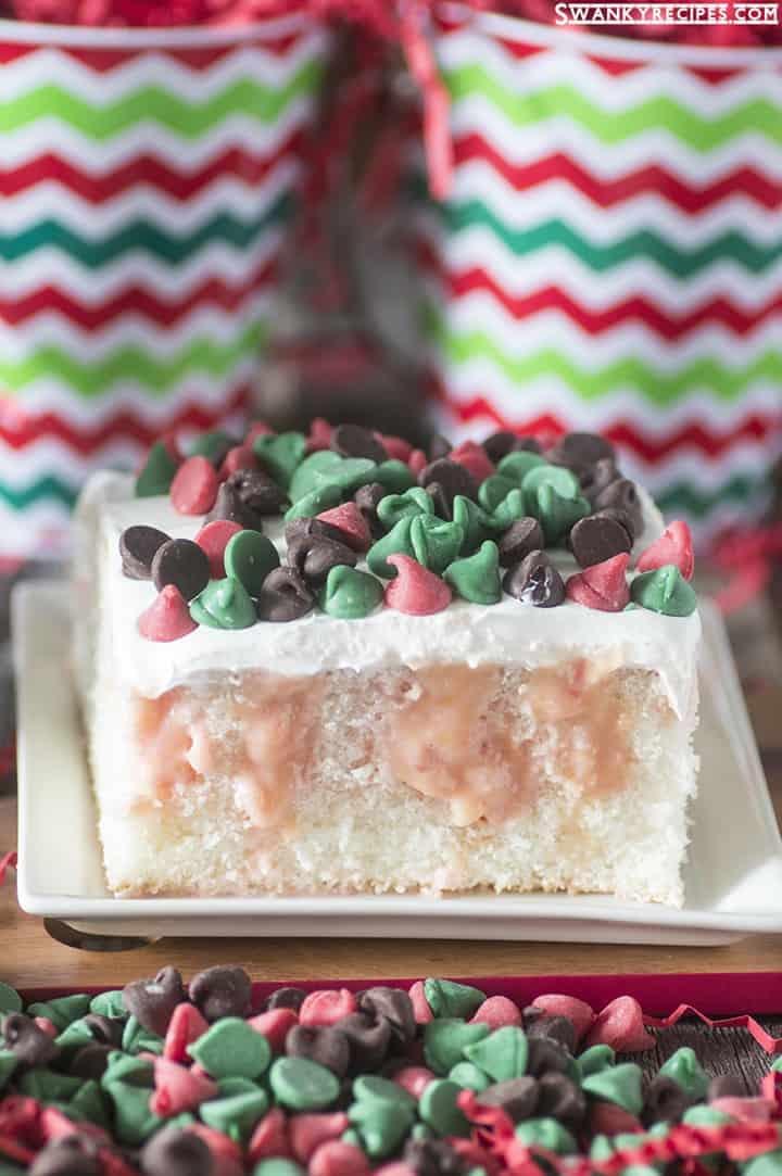 Holiday-Pepermint-Poke-Cake from Swanky Recipes