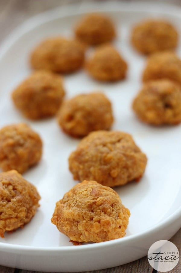 Olive Cheese Balls from Simply Stacie