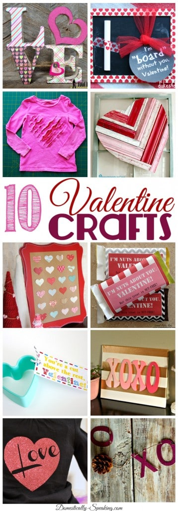 10 Valentine Crafts