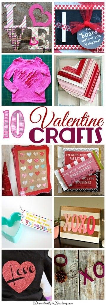 10 Valentine Crafts
