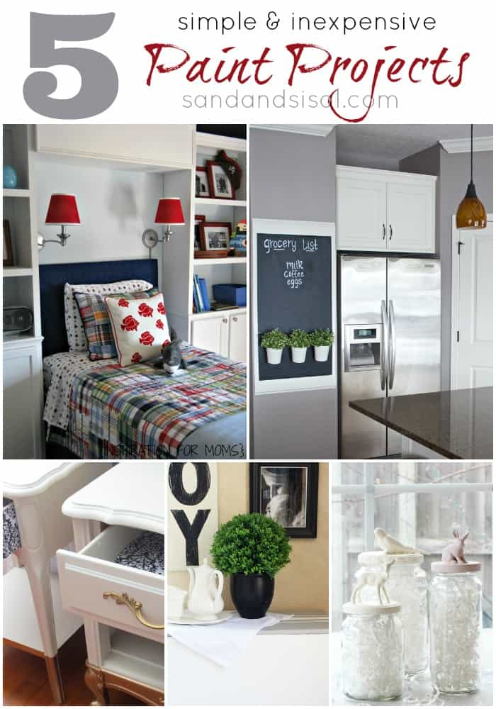 5-Simpe-Inexpensive-Paint-Projects
