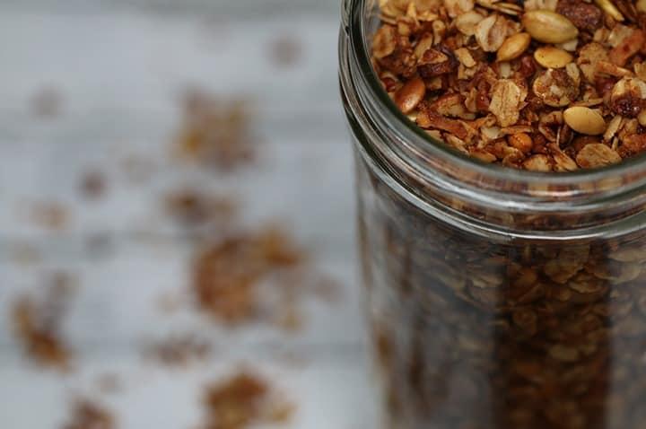 Homemade-Granola from Hello Nature