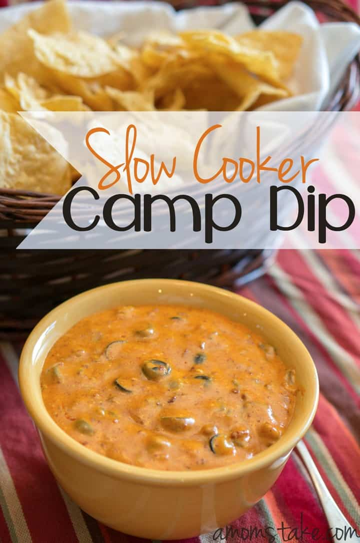 Slow-Cooker-Camp-Dip-Recipe from A Mom Stake
