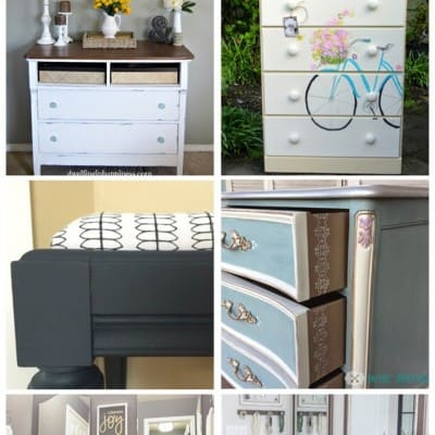 6 Awesome Paint Projects… Friday Features
