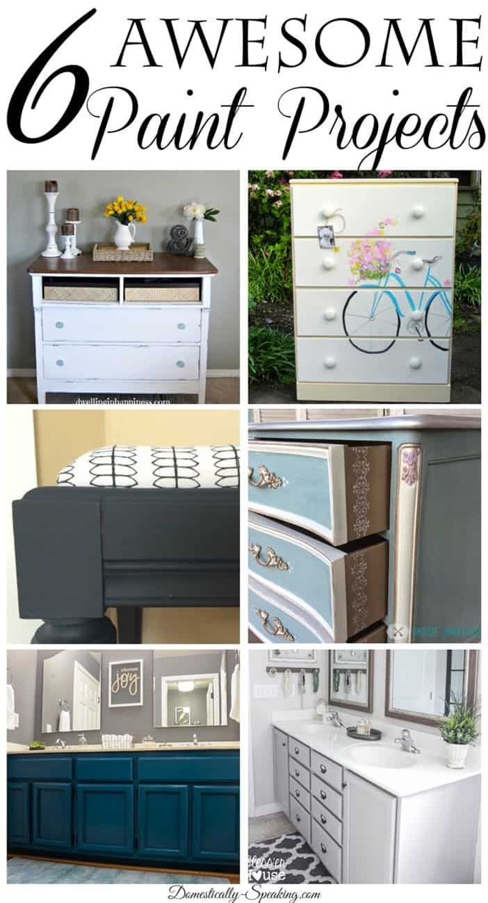 6 Awesome Paint Projects