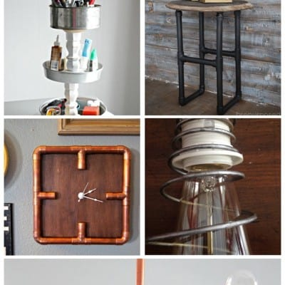 Decorating archives page 5 of 27 domestically speaking for Industrial diy projects