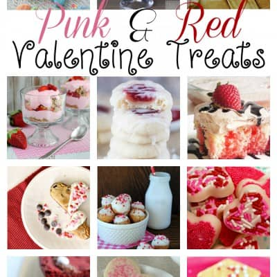 12 Pink and Red Treats Perfect for Valentine's Day