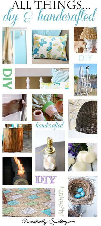 All Things DIY and Handcrafted