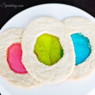 Easter Egg Cookie and Candy in One… A Spring Treat