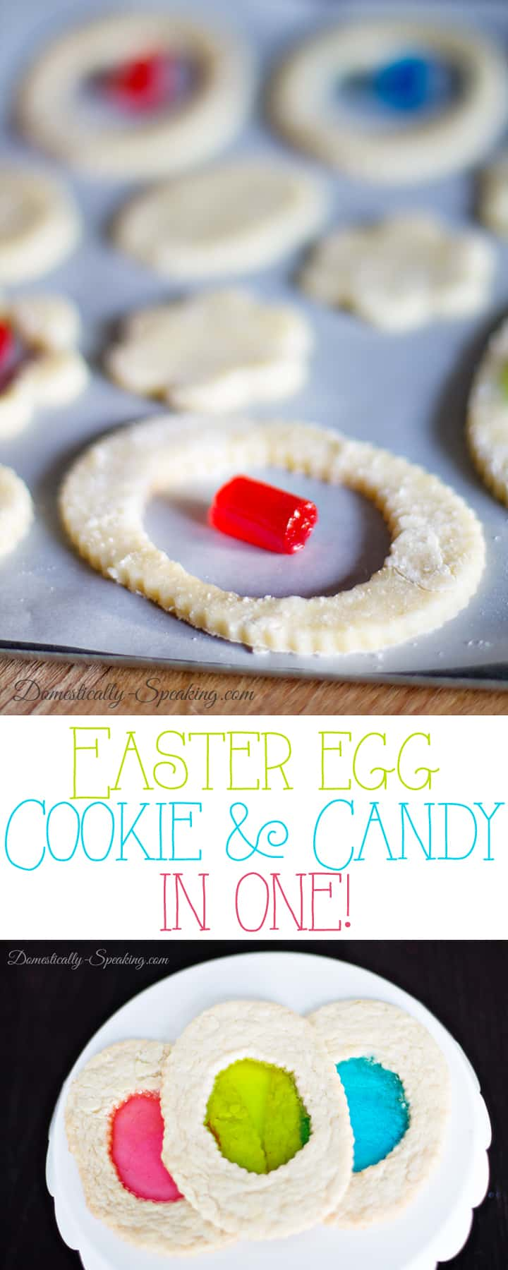 Easter Cookie and Candy in One a Spring Treat
