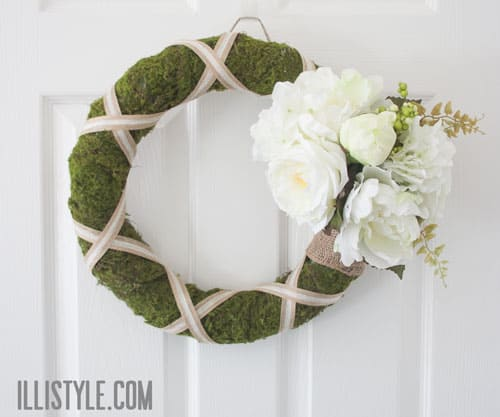 English-Garden-Wreath from Illi Style