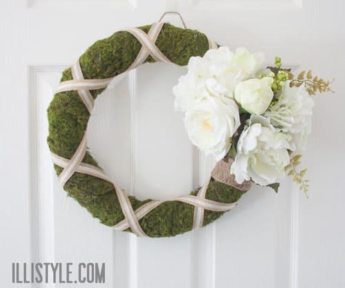 English-Garden-Wreath from Illi Style