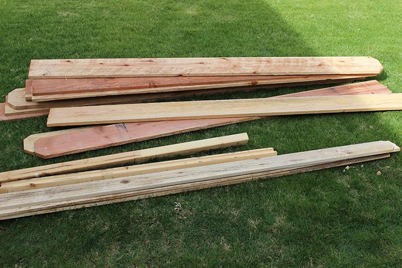 DIY Cedar Planter Box for $20