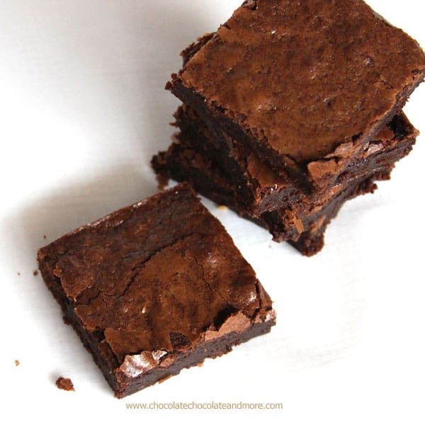 One-Bowl-Brownies-from-chocolatechocolateandmore