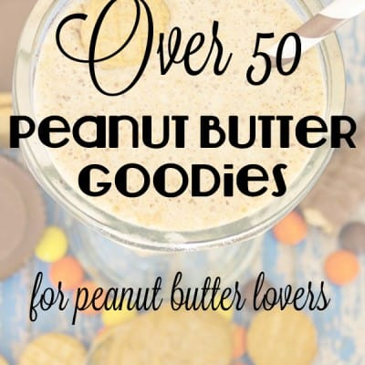 National Peanut Butter Lovers Day Roundup… Over 50 Peanut Butter Recipes