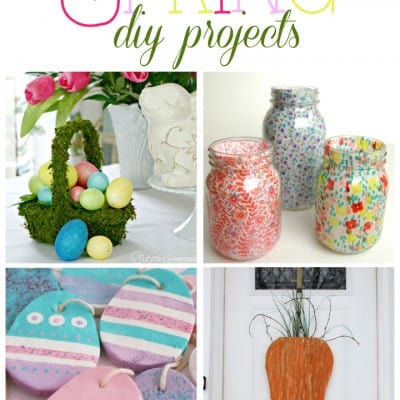 8 Spring DIY Projects… Friday Features