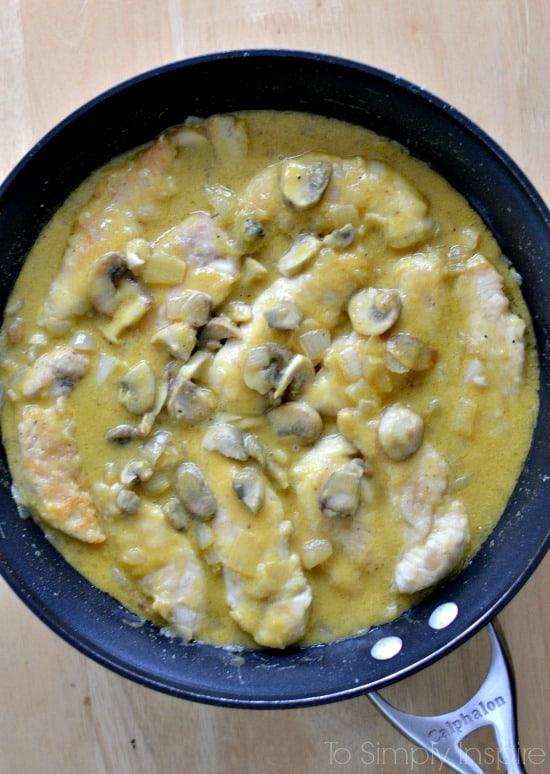 Honey-Mustard-Chicken from To Simply Inspire