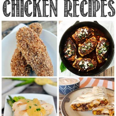 Nothing Boring About These Chicken Recipes