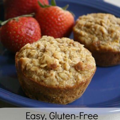Gluten Free Oatmeal Cups