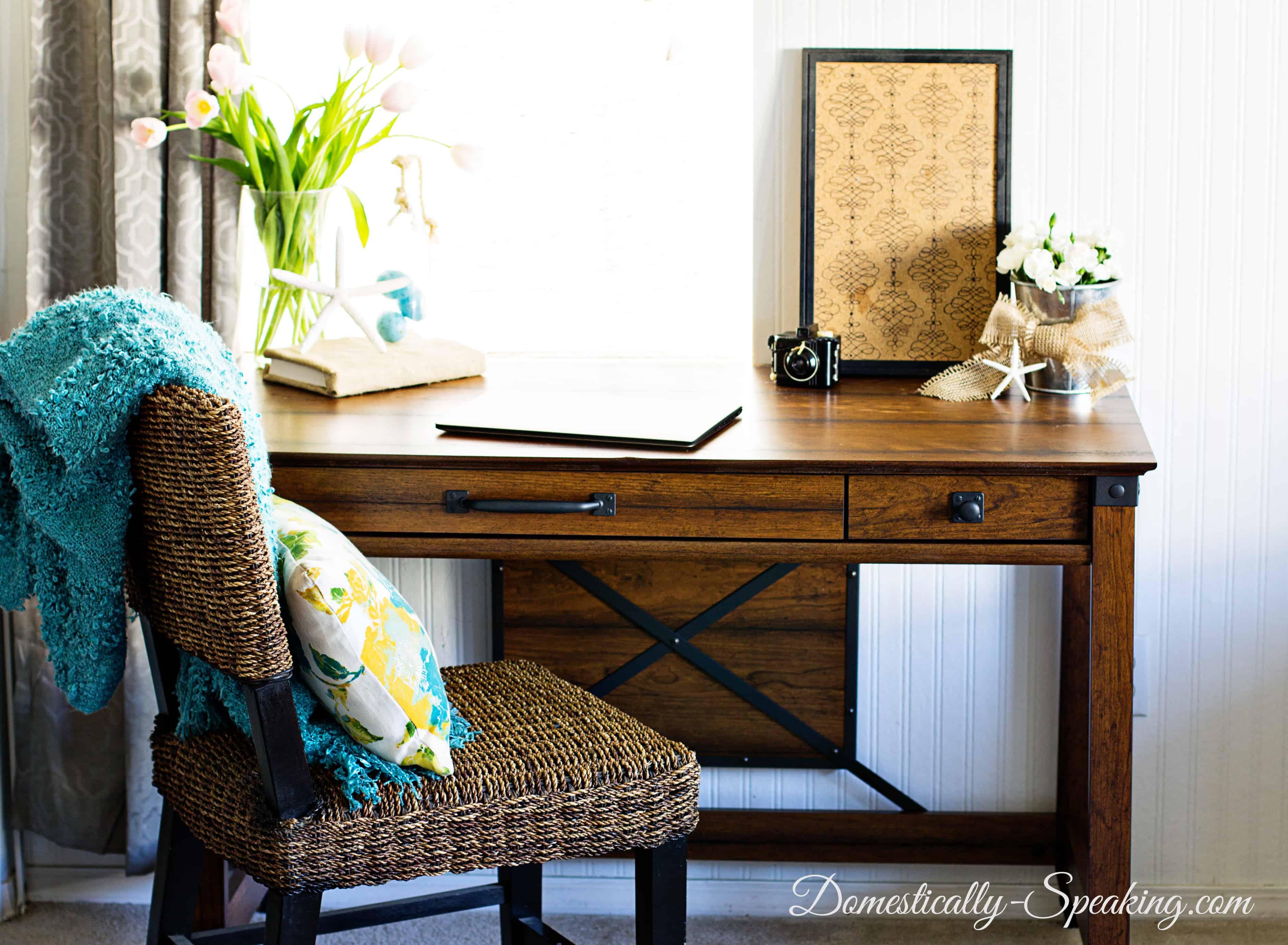 Sauder Desk 5