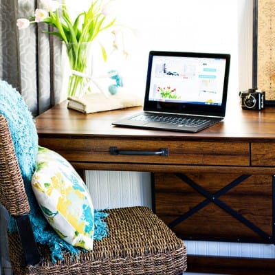 How to Create a Beautiful Workspace