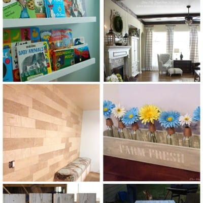 DIY Wood Projects You Can Make… Friday Features