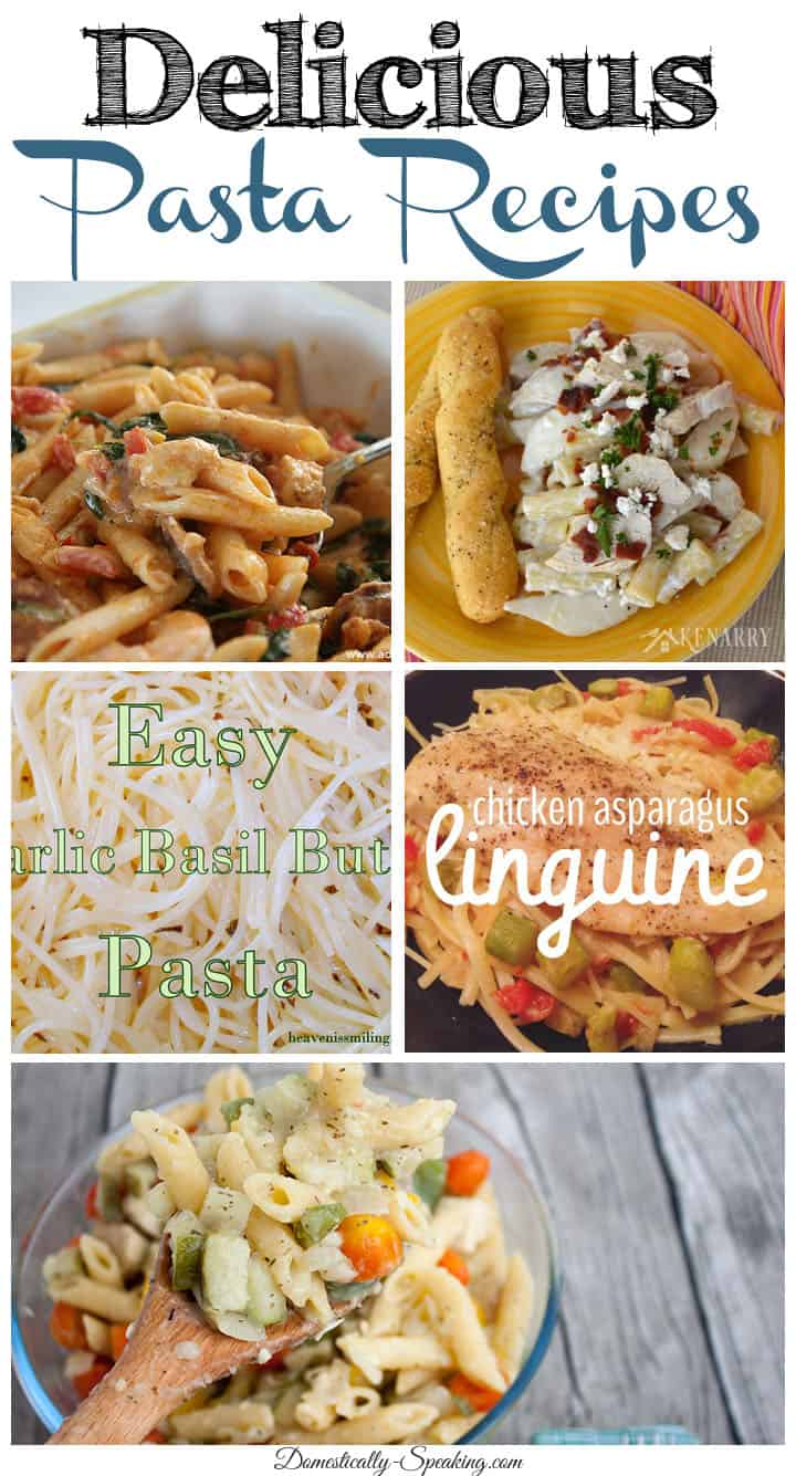 Delicious Pasta Recipes the Ultimate Comfort Food
