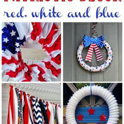 Patriotic Decor Ideas