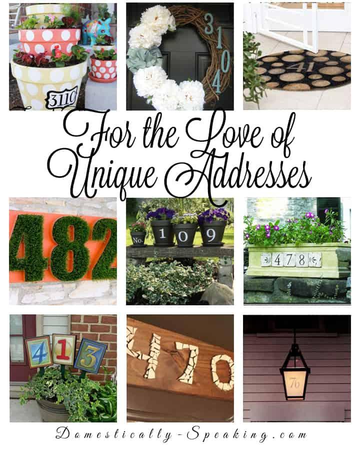Unique Addresses