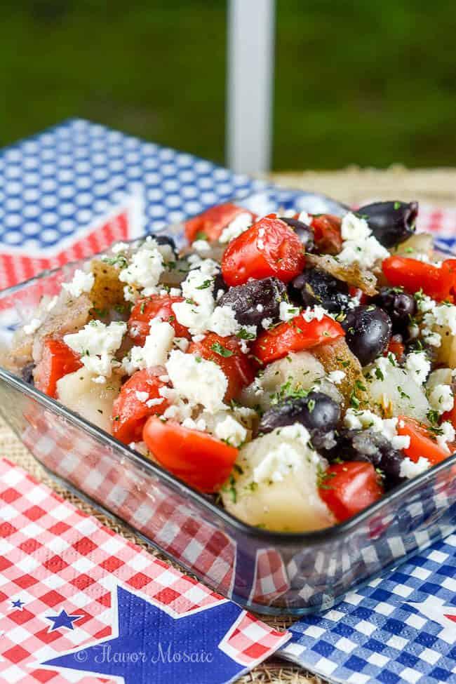 Greek-Potato-Salad from Flavor Mosaic